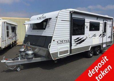 2017 Opal Southern Explorer Series 196 Caravan