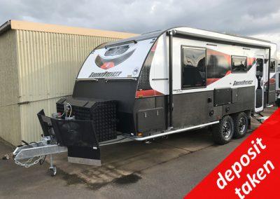 NEW Legend Ground Breaker 21'6 Caravan