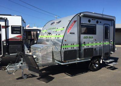 NEW Legend Kickback 13′ Offroad Caravan