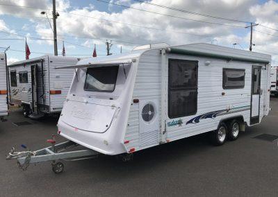 Roadstar Grange Caravan