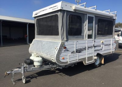 Goldstream Goldcrown Camper Trailer