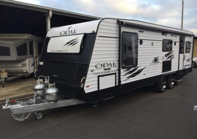 NEW 2017 Opal Tourer 230 Caravan