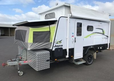 Jayco Expanda Outback 14.44-5 Pop Top