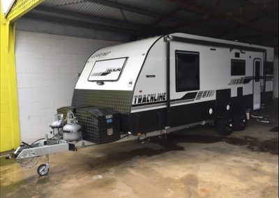 NEW Legend Trackline 23'6 Caravan