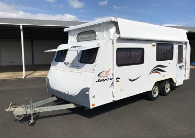 Jayco Discovery 17.55-4 Pop Top with Shower & Toilet