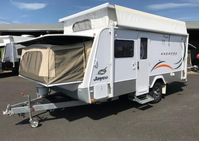 Jayco Expanda Outback 16.49-1HL Pop Top
