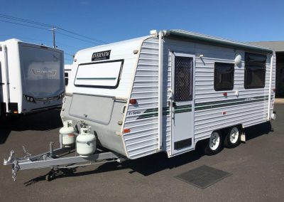 Evernew E Series Caravan