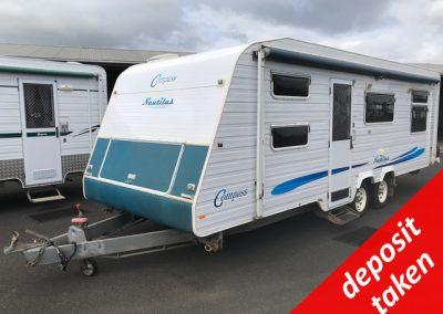 Compass Nautilus Caravan with Bunk Beds