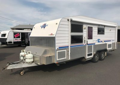 Sunland Patriot Caravan