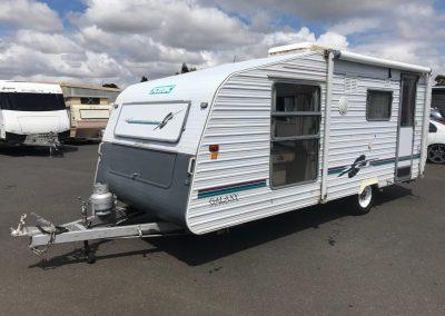 Scenic Galaxy Caravan