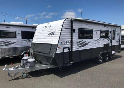 NEW Opal Southern Explorer Series 210 Caravan