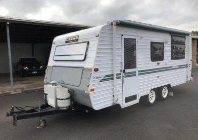 Evernew E Series Caravan