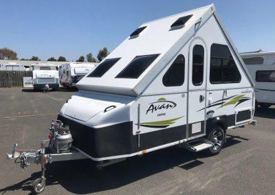 Avan Cruiseliner with Bunk Beds