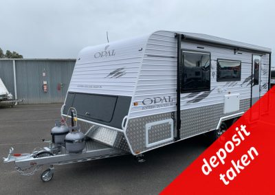 NEW Opal Southern Explorer Series 186 Triple Bunk Caravan