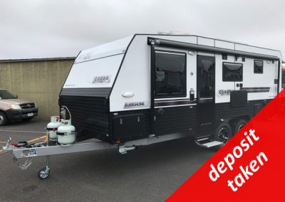 NEW Highline Cobba Family Van 21'6 Caravan