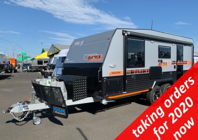 NEW Highline Matrix 19'6 Off Road Caravan