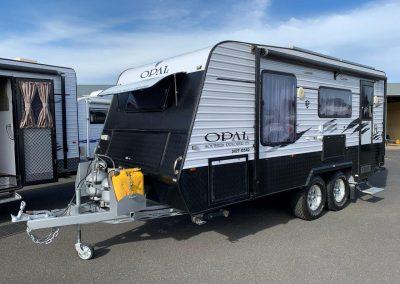 Opal Southern Explorer Series 173 Caravan