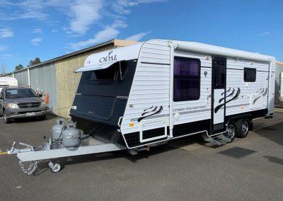 Opal Southern Explorer Series 206 Caravan