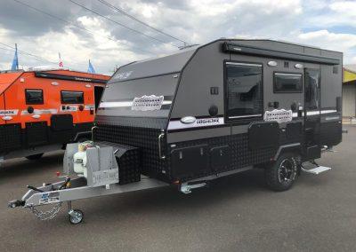 NEW Highline Prospector 16′ Off Road Caravan