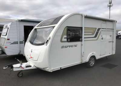 Swift Sprite Alpine 2 Caravan