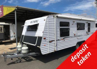 Olympic Seaview 640 SS Caravan