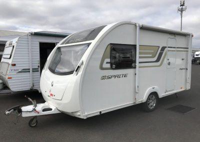 Swift Sprite Alpine 2 Caravan