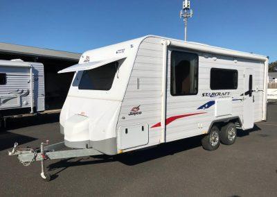 Jayco Starcraft Limited Edition 19.61-2 Caravan