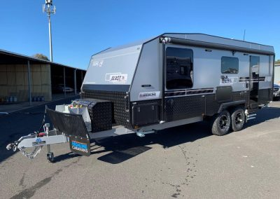 NEW Highline Beast 21′ Off Road Caravan