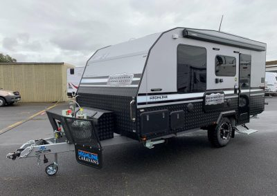 NEW Highline Prospector 16′ Off Road Caravan