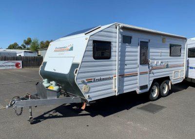 Trakmaster Simpson Offroad Caravan