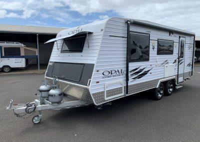 Opal Southern Explorer Series 196 Caravan