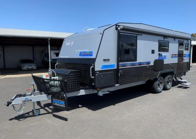 NEW Highline Discovery 22'6 Off Road Caravan