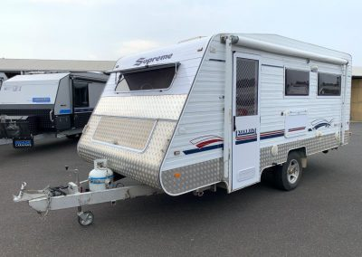 Supreme Executive 1600 Caravan