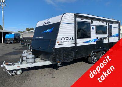 NEW Opal Tourer Mk1 186 Caravan