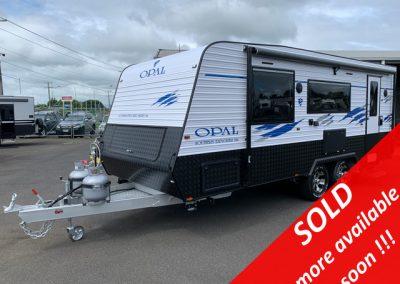 NEW Opal Southern Explorer Series 196 Caravan with Bunk Beds