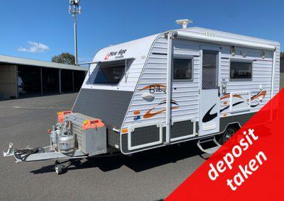 New Age Bilby Caravan
