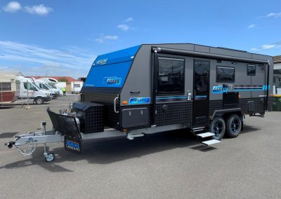 NEW Highline Cobba 21'6 Off Road Caravan with Bunk Beds