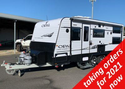 NEW Opal Tourer Mk1 200 Caravan with Bunk Beds