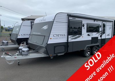 NEW Opal Southern Explorer Series 196 Caravan with Independent Suspension
