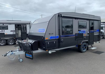 NEW Highline Enforcer 17'6 Off Road Caravan