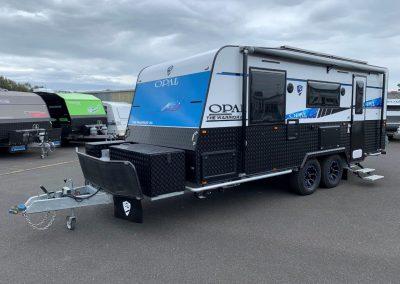 NEW Opal Warrior 200 Caravan with Independent Suspension