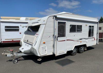 Coromal Princeton 541 Caravan