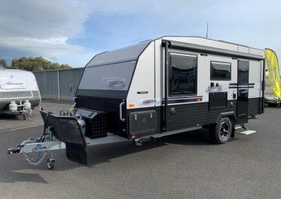 NEW Highline Enforcer 17'6 Off Road Caravan